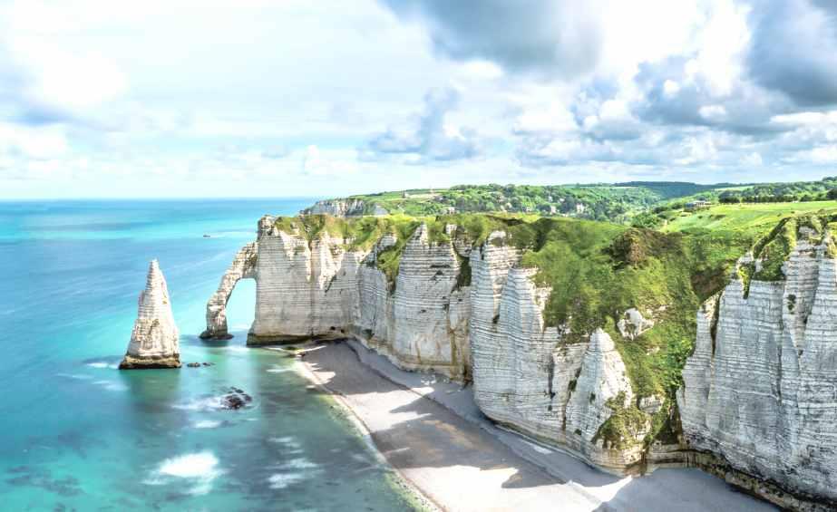 Falaise Normandie