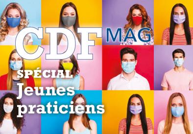 CDF Mag Jeunes praticiens