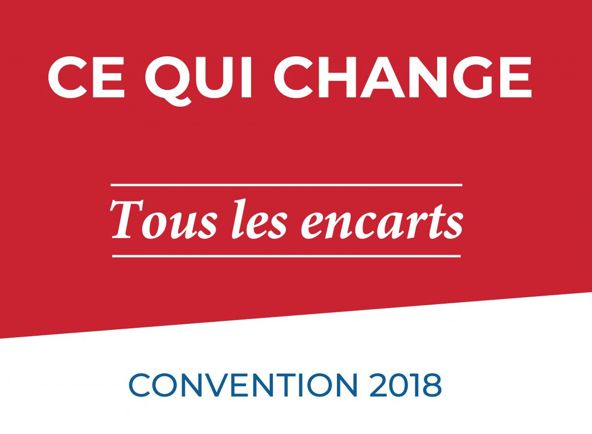 Convention dentaire les encarts