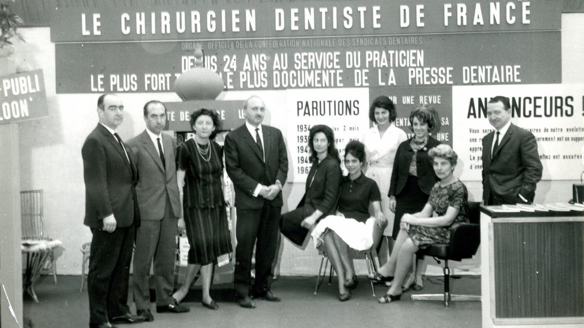 Historique des Chirurgiens-dentistes de France