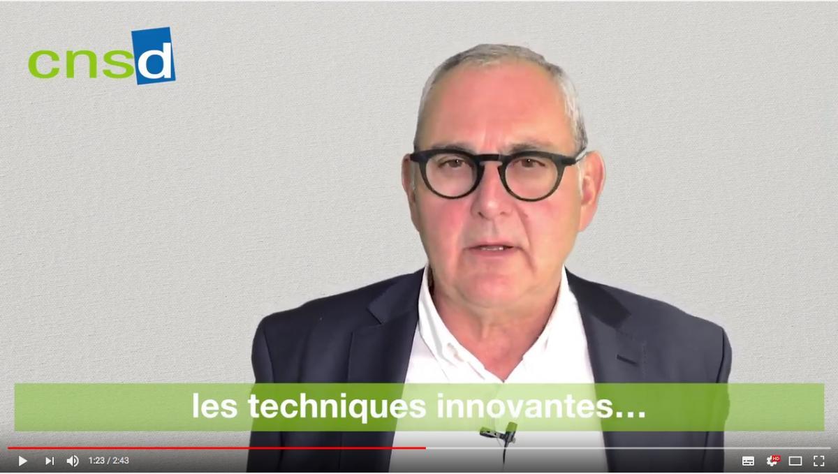 Thierry Soulié Président des CDF